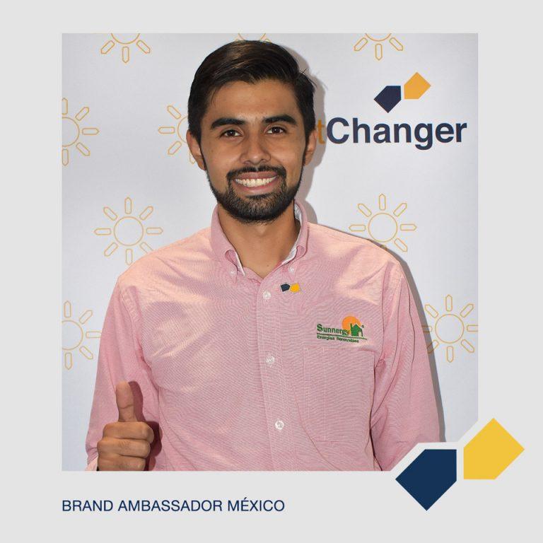Brand Ambassador Mexico