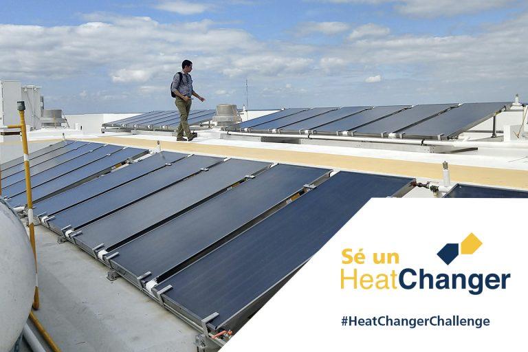 Heat Changer Challenge